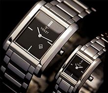 ساعت های عروس دامادی ست مردانه و زنانه رنگ ثابت اورجینال و های کپی