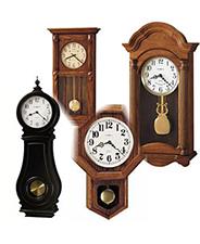 ساعت های دیواری چوبی، پاندول دار،کلاسیک،مدرن و طرح چوب