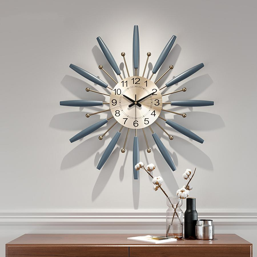 Familiarity with classic and modern wall clocks