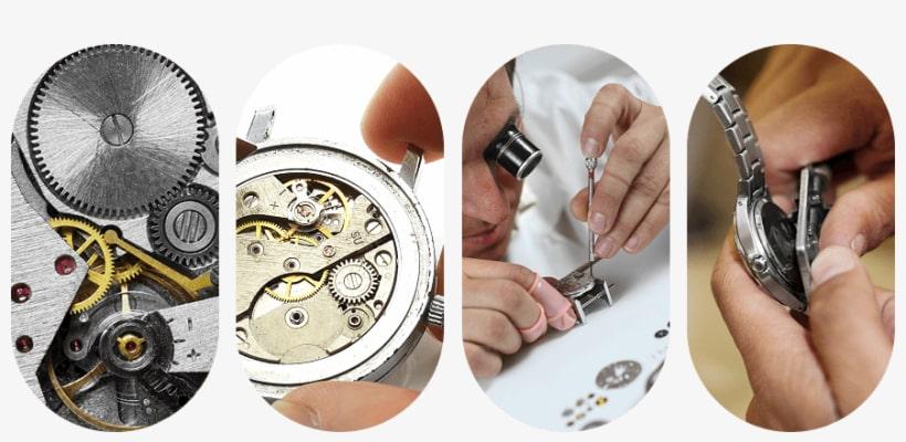 تعمیر و سرویس ساعت مچی
