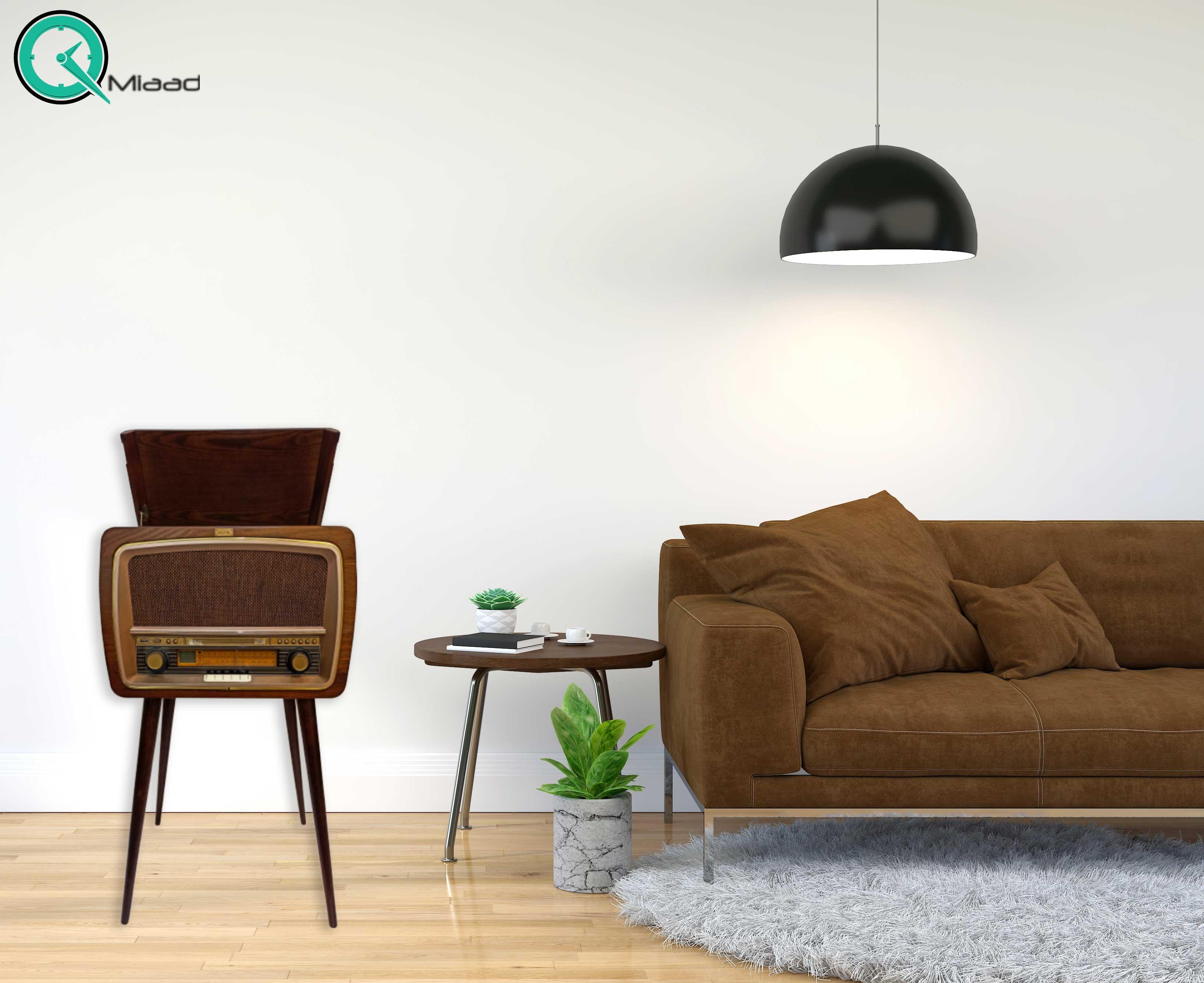 رادیو کلاسیک، شارژی و چوبی