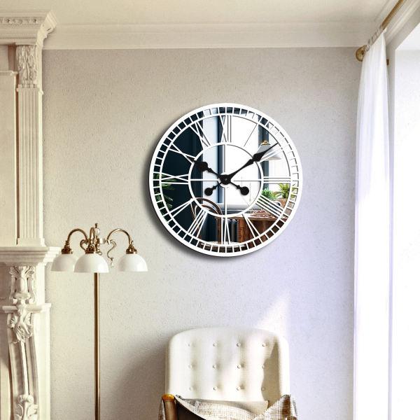 نمونه ساعت دیواری مدرن