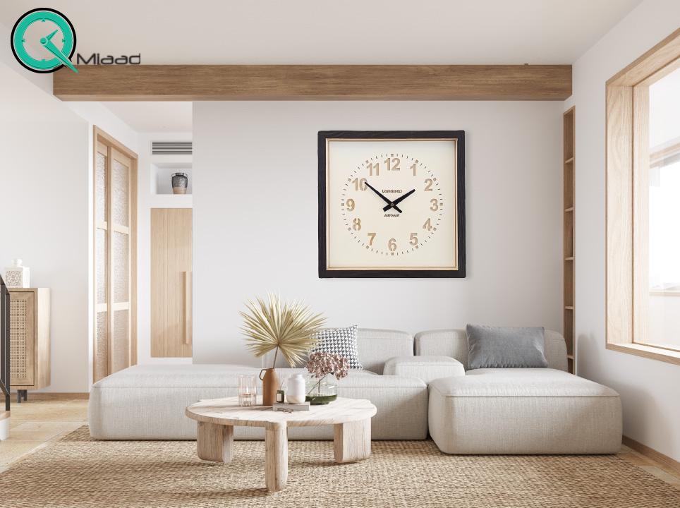 ساعت دیواری سایز بزرگ