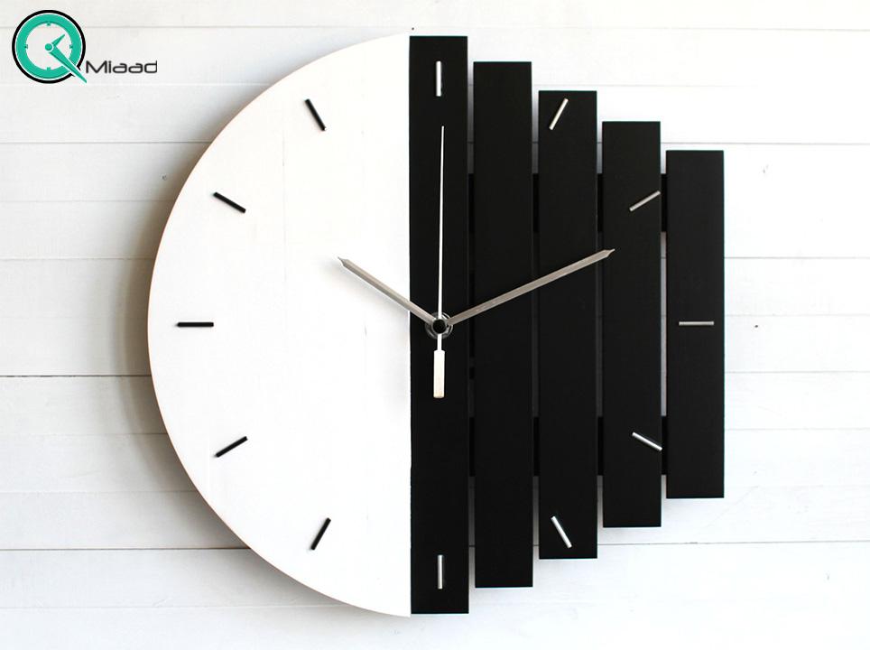 ساعت دیواری جدید آرام گرد